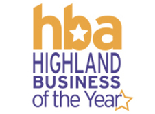 HIGHLAND BUSINESS OF THE YEAR NEWS GRPAHIC
