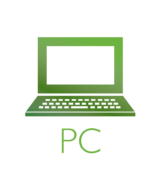 click here if you are using your laptop or desktop PC