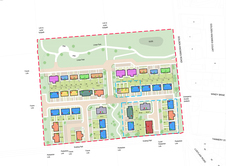 Banff Site plan