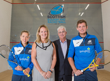 Springfield Scottish Squash Open Announcement