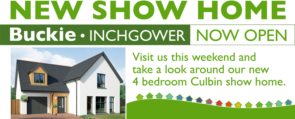 Inchgower   show home open 09