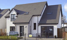 The Crail show home
