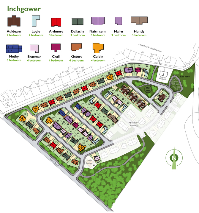 19.09.19 Inchgower web site plan